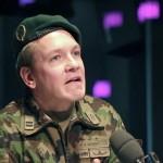 L'armée joue à la guerre en Valais