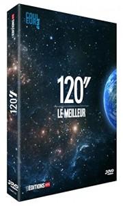 """Le DVD """"120 secondes - le meilleur"""""""
